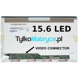 """Matryca 15.6"""" WXGA HD (1366X768) LED glossy 40 pin LED  kompatybilna z ACER Extensa 5235 Series"""